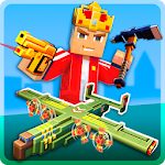 Cover Image of Block City Wars: Pixel Shooter with Battle Royale 7.0.2 APK