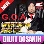 Download Diljit Dosanjh - GOAT - Latest Punjabi Full Songs APK