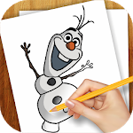 Download Drawing Lessons Ollaf Frozen APK