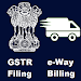 GST Return Filing, Rate Finder, e-Way bill
