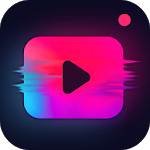 Cover Image of Download Video Editor - Glitch Video Effects APK