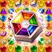 Jewels Fantasy : Quest Temple Match 3 Puzzle