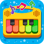 Cover Image of Download Piano Kids - Music & Songs APK