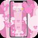 Pink Cute Minny Wallpaper
