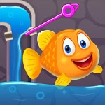 Download Save the Fish - Pull the Pin Game APK