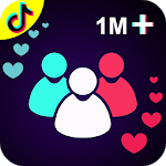 Cover Image of Download TikBooster for Tiktok followers & fans & like free APK