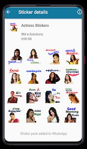 Download Tamil Stickers - WA Sticker App APK