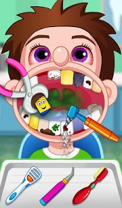 Download Crazy Children's Dentist Simulation Fun Adventure APK