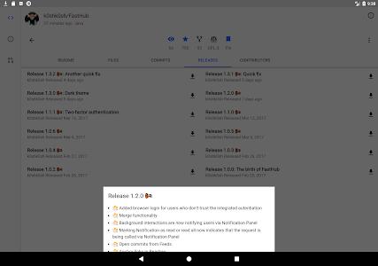 Download FastHub for GitHub APK
