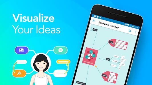 Download Mind map & note taking tool - MindMeister APK
