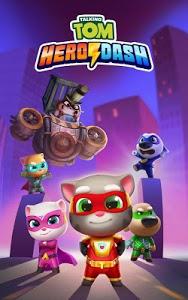 Download Talking Tom Hero Dash - Run Game APK