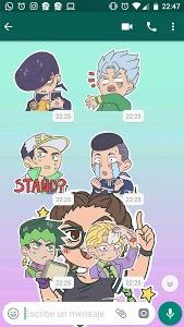 Download Cute Jojo's by Gamusaur - Whatsapp Stickers APK